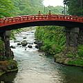 Shinkyo In Nikko by Jonah Anderson