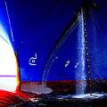 Ship - Gulf Of Mexico by Travis Truelove