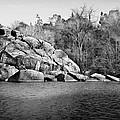 Ship Rock Island by Shawn McMillan