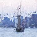 Ship Through The Haze by Alice Gipson