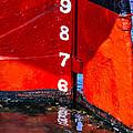 Ship Waterline Numbers by Garry Gay