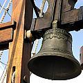 Ships Bell by Bradford Martin
