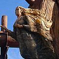 Ship's Figurehead by Denise Mazzocco