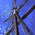 Ships Rigging - 2 by Paul W Faust -  Impressions of Light