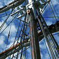 Ships Rigging by Paul W Faust -  Impressions of Light