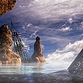 Shipwreck by Bob Orsillo
