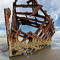 Shipwreck by Sara Hudock