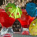 Shirley Temple Cocktail by Iris Richardson