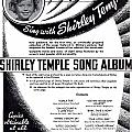 Shirley Temple Song Album by Mel Thompson
