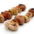 Shish Kebab by Fabrizio Troiani