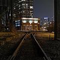 Shockoe Tracks by Brian Archer