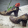 Shoes On The Danube Bank by Joan Carroll