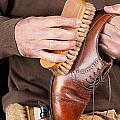 Shoeshiner by Joe Belanger