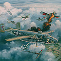 Shoot-Out Over Saigon by Randy Green