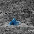 Shooting Glacier by Camilla Brattemark