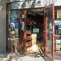 Shopfronts - Smoke Shop by Susan Savad