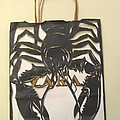 Shopping Bag Make Over - Lobster by Alfred Ng