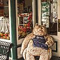 Shopping's A Bear by Randall Branham