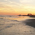 Shoreline Nj by Eric  Schiabor