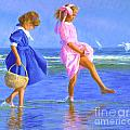 Shoreline Skippers by Candace Lovely