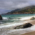 Shores Of Big Sur by Shawn Everhart