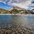 Shores Of Helen Lake by Greg Nyquist