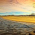 Shores Of Lake Michigan by LeeAnn McLaneGoetz McLaneGoetzStudioLLCcom