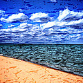 Shores Of Lake Superior by Phil Perkins