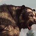 Short Faced Bear by Daniel Eskridge