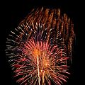 Shower Of Fireworks by Devinder Sangha
