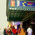 Showtime Toronto's Broadway Monty Python Spamalot Theatre District The Plays The Thing City Scenes by Carole Spandau