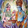 Shree Sita Ram by Harsh Malik