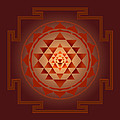 Shree Yantra by Vijay Sonar