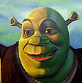 Shrek by Paul Meijering