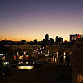 Shreveport Skyline by Darrell Clakley