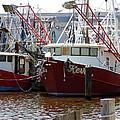 Shrimp Boats by Cathy Jourdan
