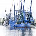 Shrimp Boats by Ray Summers Photography