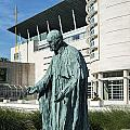 Shrine Of Blessed John Paul II by John Greim