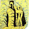 Shroud Of Jesus by Gloria Ssali