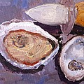 Shucking by Keith Wilkie