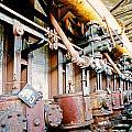 Shutdown Old Coking Plant by Stephan Pietzko