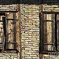 Shuttered Windows by Bob Phillips