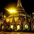 Shwedagon Paya - Yangoon by Luciano Mortula
