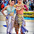 Siam Culture Dance by Ian Gledhill
