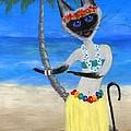 Siamese Queen Of Hawaii by Jamie Frier