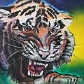 Siberian Tigers by Bob Williams