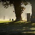 Sibley Cemetery by Lynn Sprowl