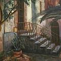Sicilian Nunnery by Donna Tuten