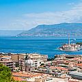 Sicily And Italy by Gurgen Bakhshetsyan