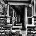 Side Porch by Sherry Bowen